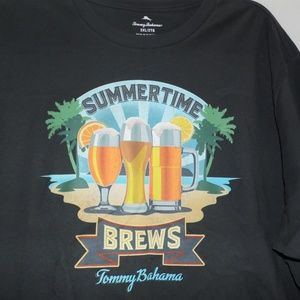 Tommy Bahama Summertime Brews T-shirt 2XL